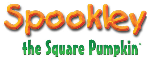 Image result for spookley the square pumpkin header