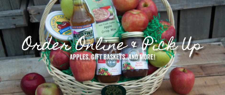 Order Online & Pick Up at Our Market