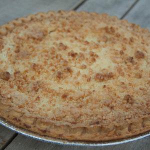Orr's Lemon Crunch Pie