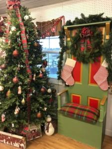 Visit Santa at Orr's Fram