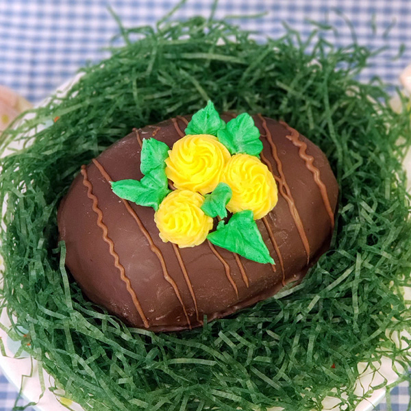 Chocolate Covered Egg