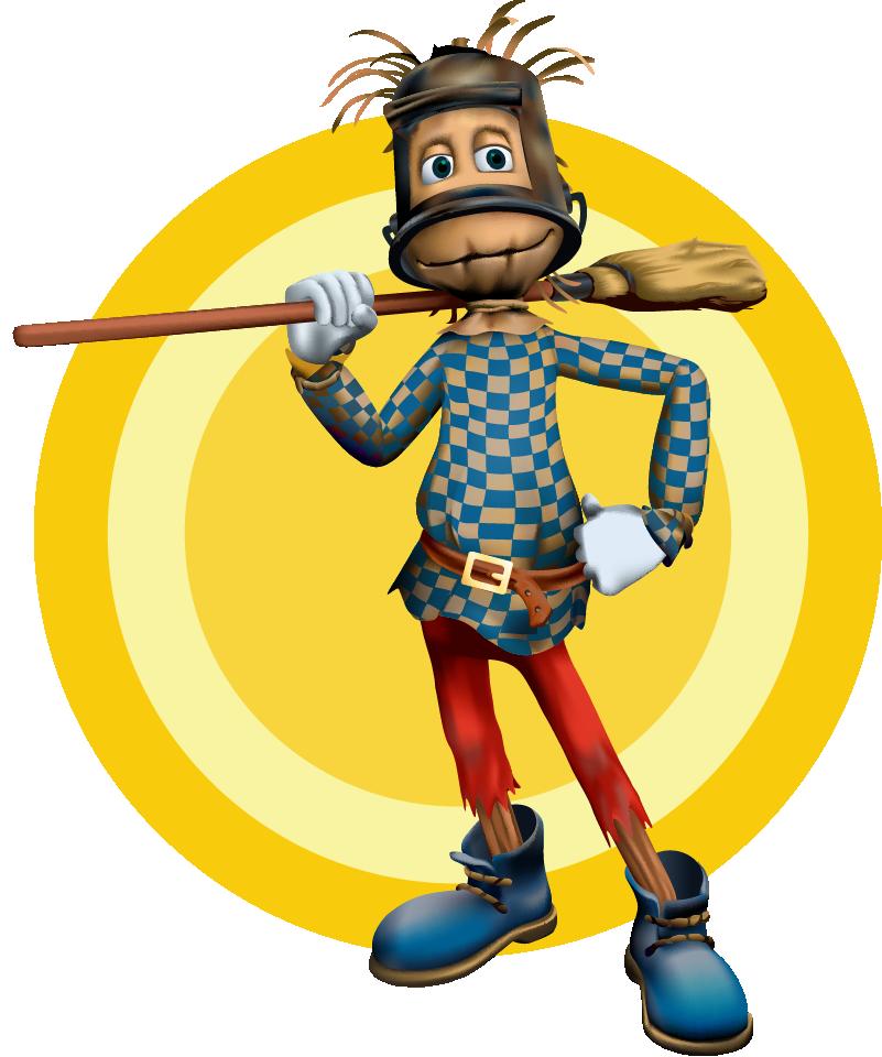 Jack-the-Scarecrow